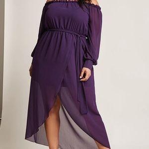 Maxi dress (NWOT)